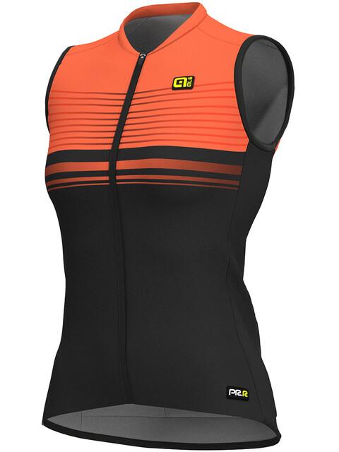 Alé Cycling Graphics PRR Slide Sleeveless Jersey Women black-lollipop